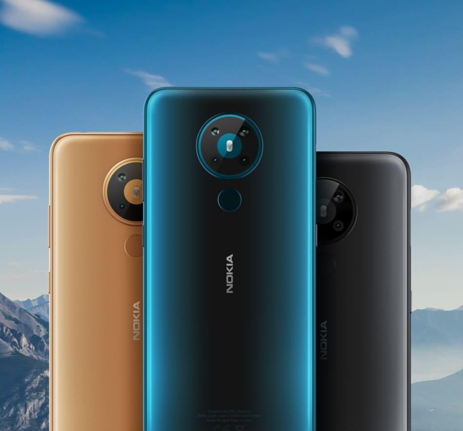 Представлен новый Nokia 5.3 – абсолютный «среднечок» от финов