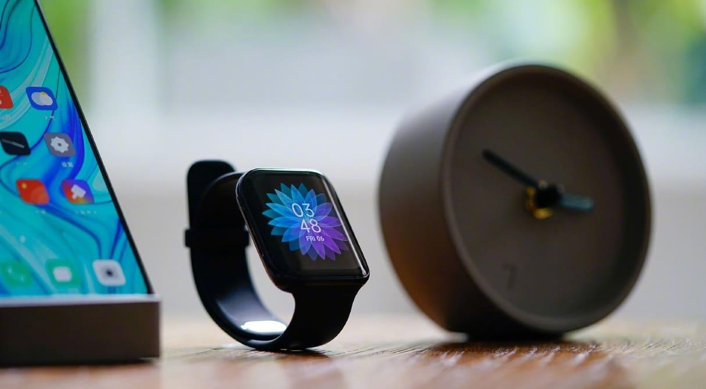 Oppo Watch – умные часы с двумя процессорами Snapdragon 2500 и Apollo 3 (eSIM)
