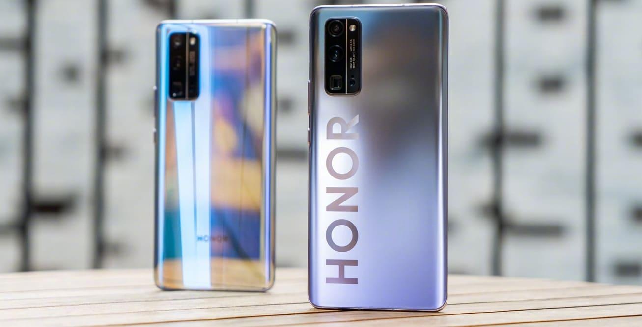 Honor 30 представлен в паре с 30 Pro и 50 МП 30 Pro+