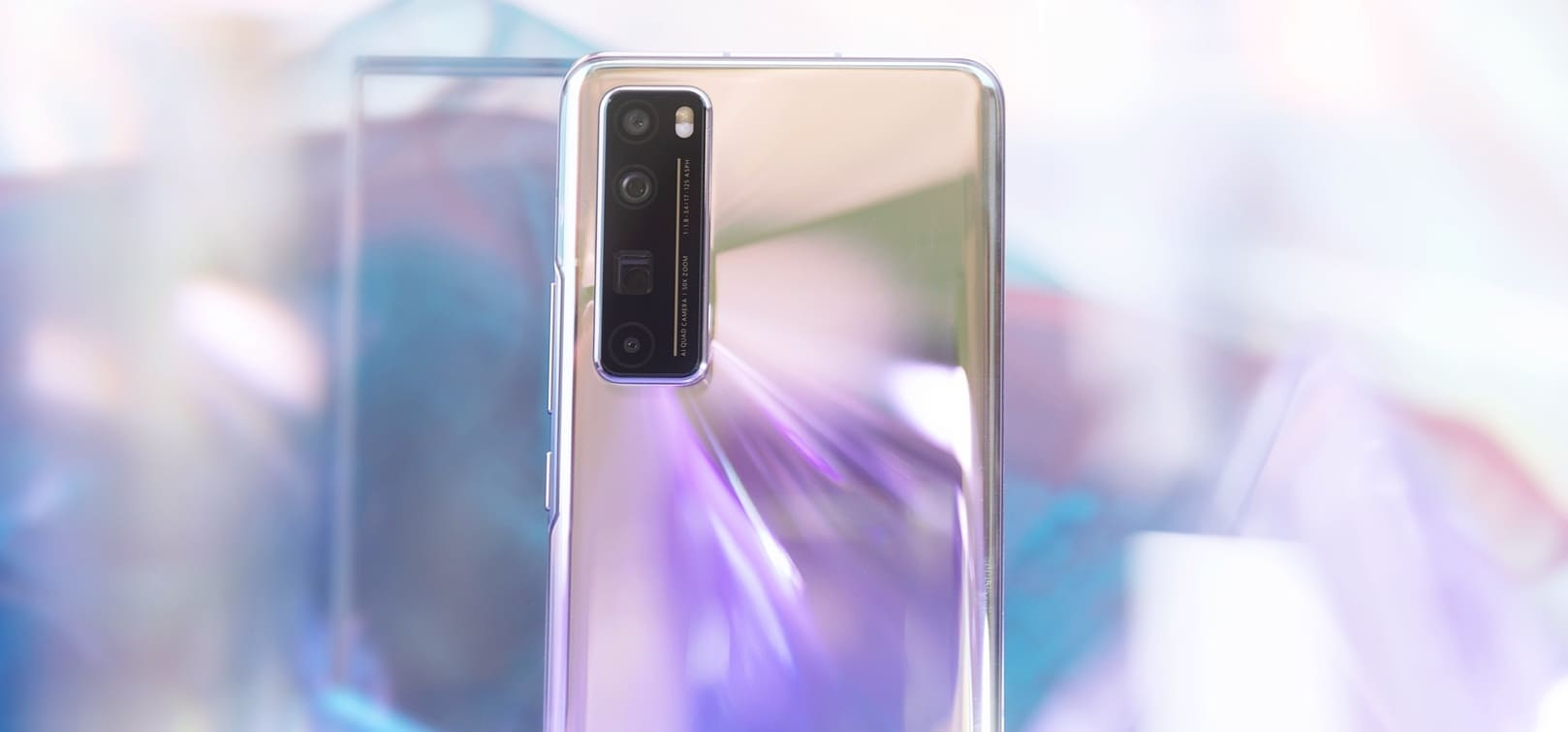 HUAWEI выпустила 3 новых смартфона: Nova 7, Nova 7 SE и Nova 7 Pro