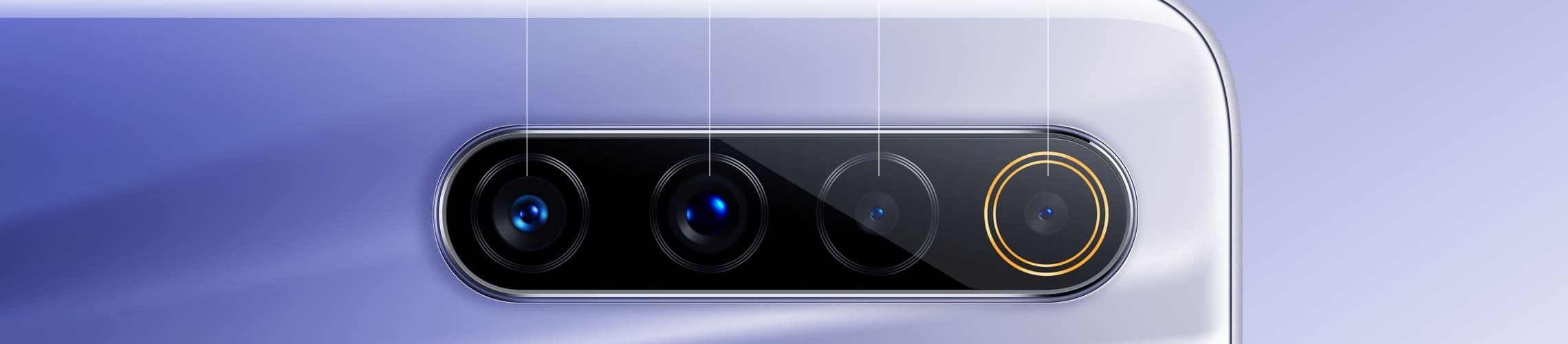 Realme X50m 5G: новинка с квадрокамерой и 120 Гц дисплеем