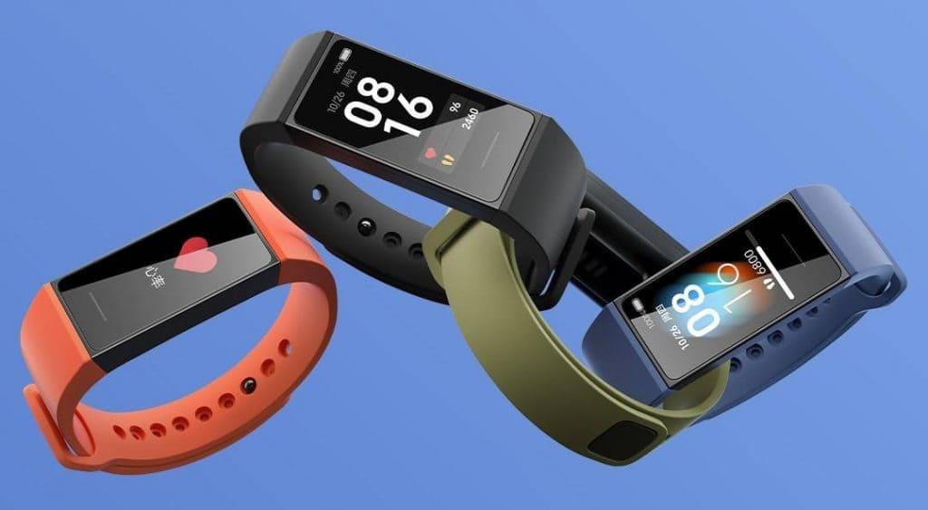 Xiaomi представила браслет под брендом Redmi Band за $14