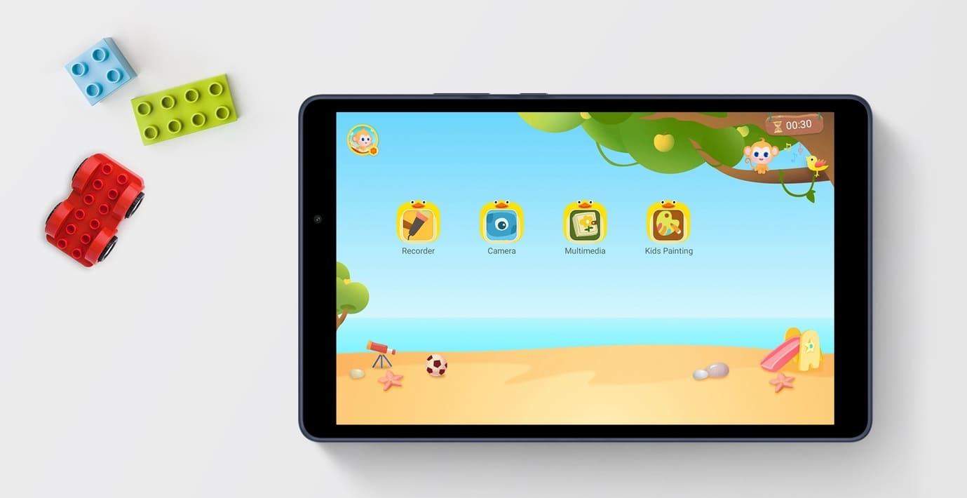 HUAWEI MatePad T8: доступный планшет за $112