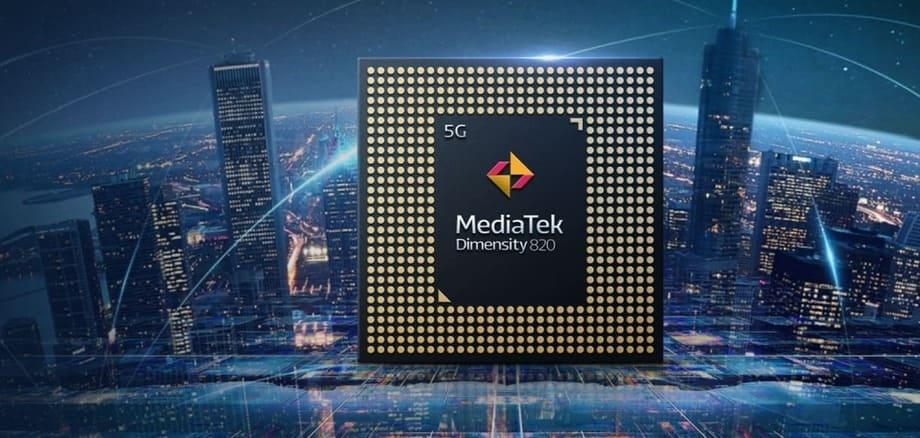 MediaTek Dimensity 820: новая гроза среднего сегмента среди процессоров