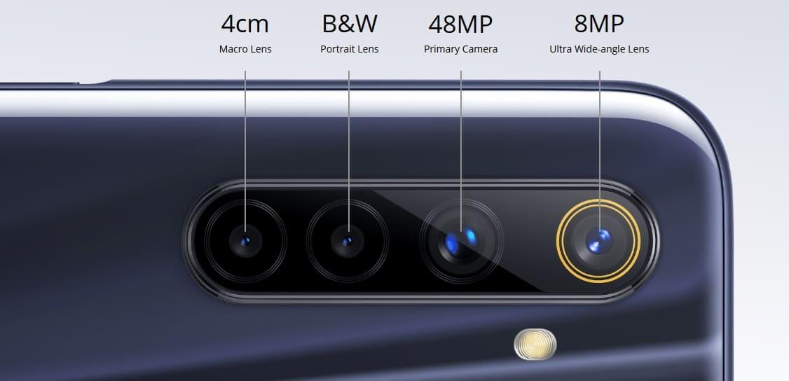 Realme 6s: недорогая игровая «машинка» для Европы