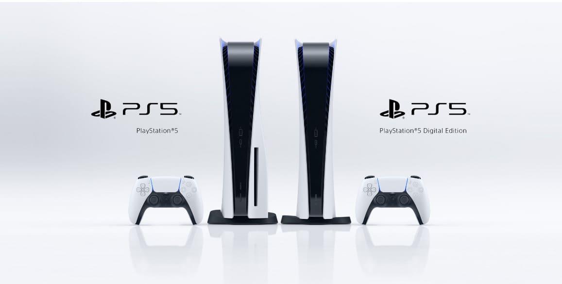 Показали Sony PlayStation 5 и PlayStation 5 Digital Edition [презентация]