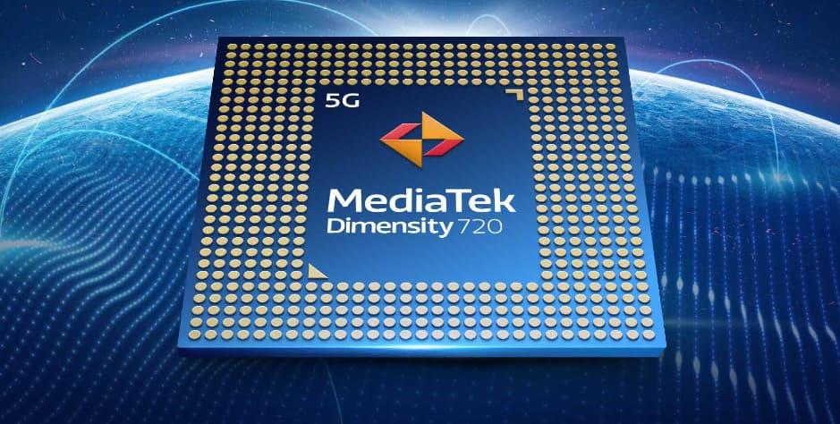 MediaTek Dimensity 720 – высококонкурентный процессор среднего класса с поддержкой 5G