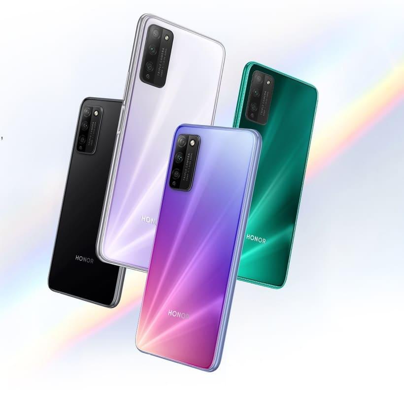 HONOR 30 Lite: обзор молодежного смартфона с переливающим цветом