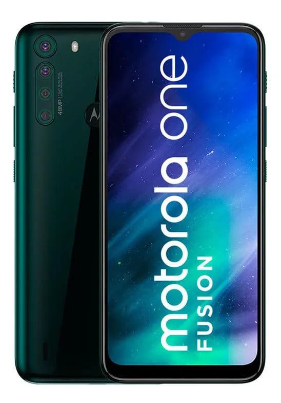 Motorola moto one fusion