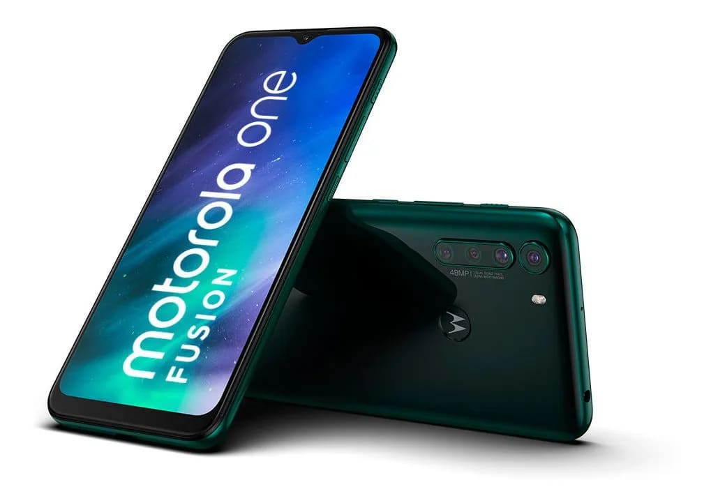 Motorola One Fusion официально представлен: характеристики