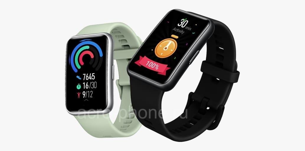 HUAWEI Watch Fit: доступные часы с сенсорным экраном (до 10 дней работы)